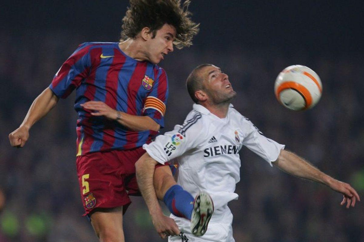 Zinedine Zidane (mediocampista) Foto:Getty Images. Imagen Por: