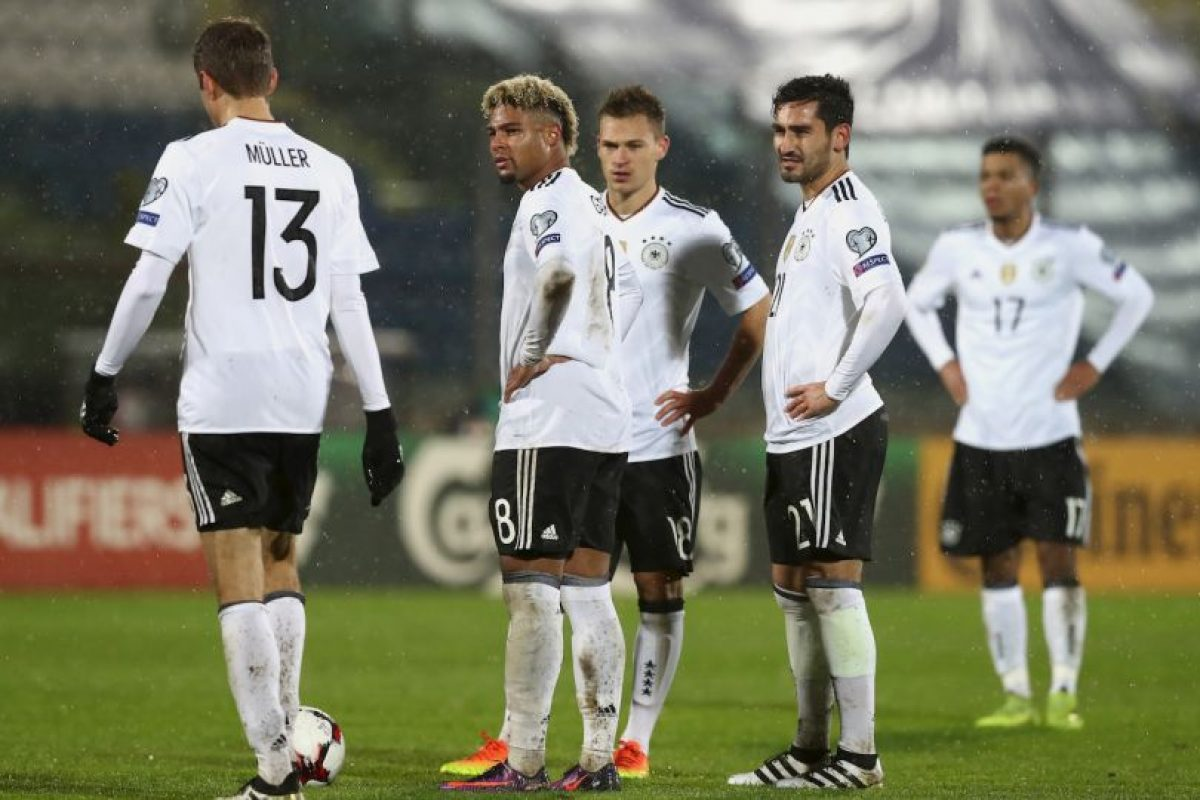 Thomas Muller criticó el tener que jugar con selecciones como San Marino Foto:Getty Images. Imagen Por: