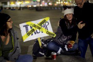La elección de Donald Trump ha generado molestia en Estados Unidos. Foto:Getty Images. Imagen Por:
