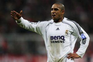 Roberto Carlos (lateral izquierdo) Foto:Getty Images. Imagen Por: