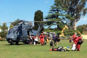 Foto:AFP PHOTO / NEW ZEALAND DEFENCE FORCE. Imagen Por: