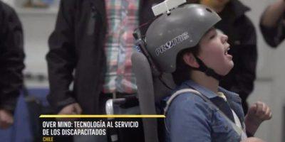 Silla de ruedas chilena controlada con la mente busca ganar premio internacional