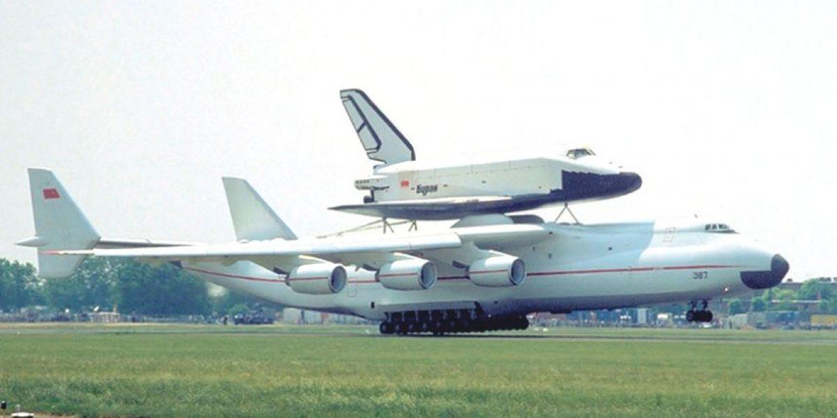 ¿Por qué la Unión Soviética construyó el avión más grande del mundo que ahora visita Chile?