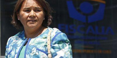 Solange Huerta declaró 5 horas como testigo ante fiscales