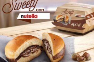 Facebook Foto:McDonalds Italia. Imagen Por: