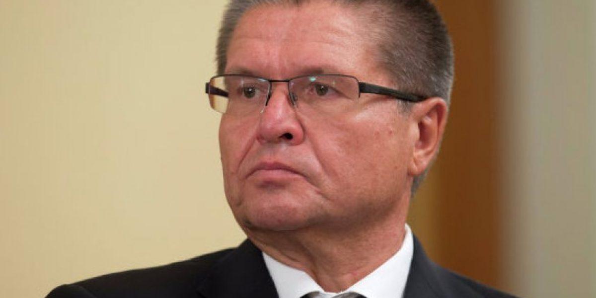 Ministro ruso de Economía detenido e imputado por