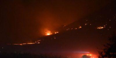 Pudahuel: Incendio ha consumido más de 2 mil hectáreas