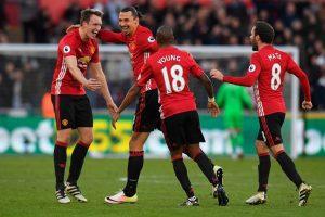 Manchester United lidera los clubes de fútbol que mejor le pagan a sus jugadores Foto:Getty Images. Imagen Por: