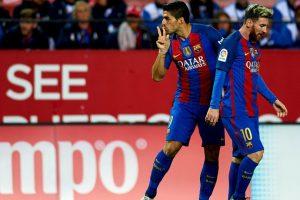 5.- Barcelona (Liga de España) – 7,456,800 millones de dólares de sueldo anual en promedio Foto:Getty Images. Imagen Por: