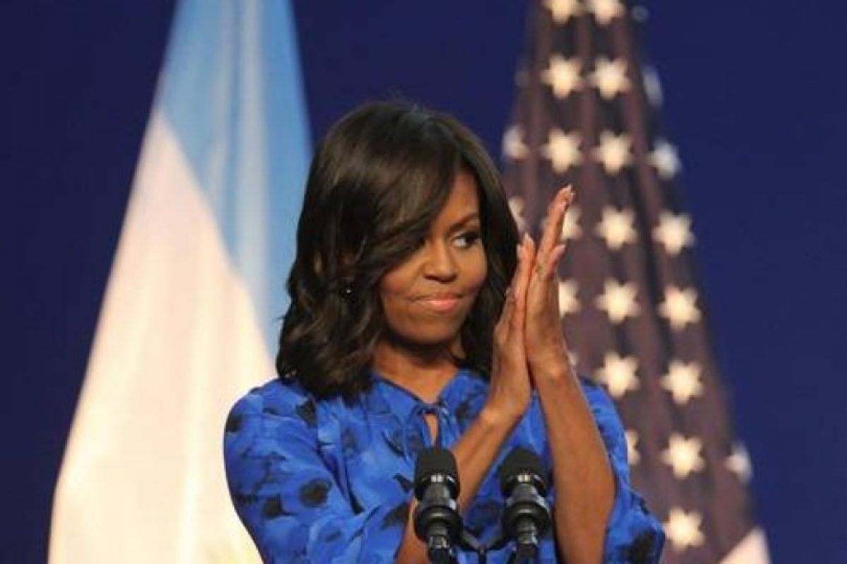 """La alcaldesa de la cioudad de Clay, en Virginia Occidental, escribió en sus redes sociales """"será refrescante ver a una primera dama con clase, hermosa, digna de ocupar la Casa Blanca (…) Ya estoy cansada de ver a una mona en tacos"""". Foto:Efe. Imagen Por:"""