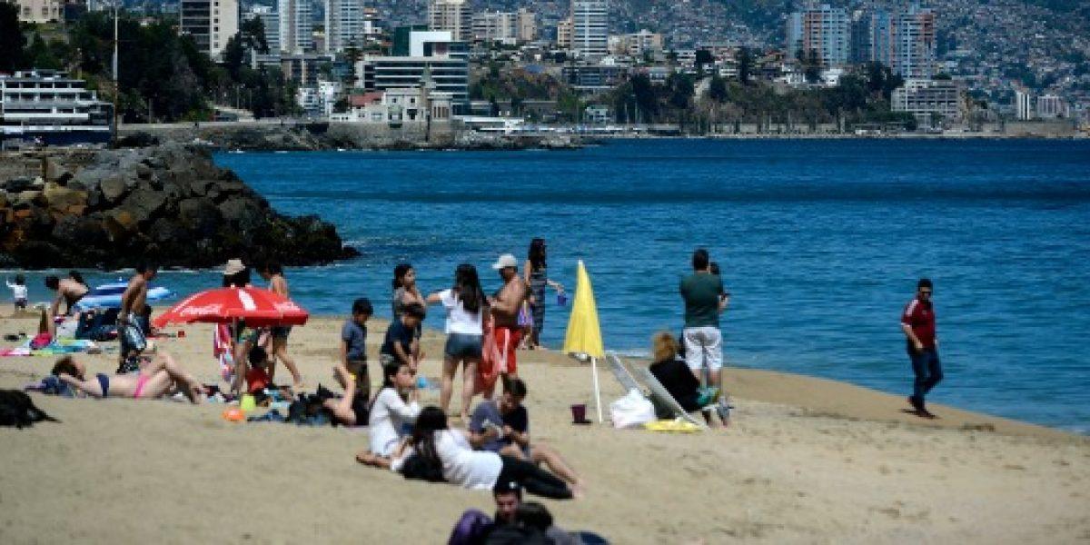 4,5 millones de turistas han visitado Chile a octubre de 2016