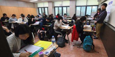 La solidaridad de Corea del Sur con jóvenes que buscan ingresar a las ues: el país se silencia