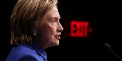 Hillary Clinton reaparece tras elecciones:
