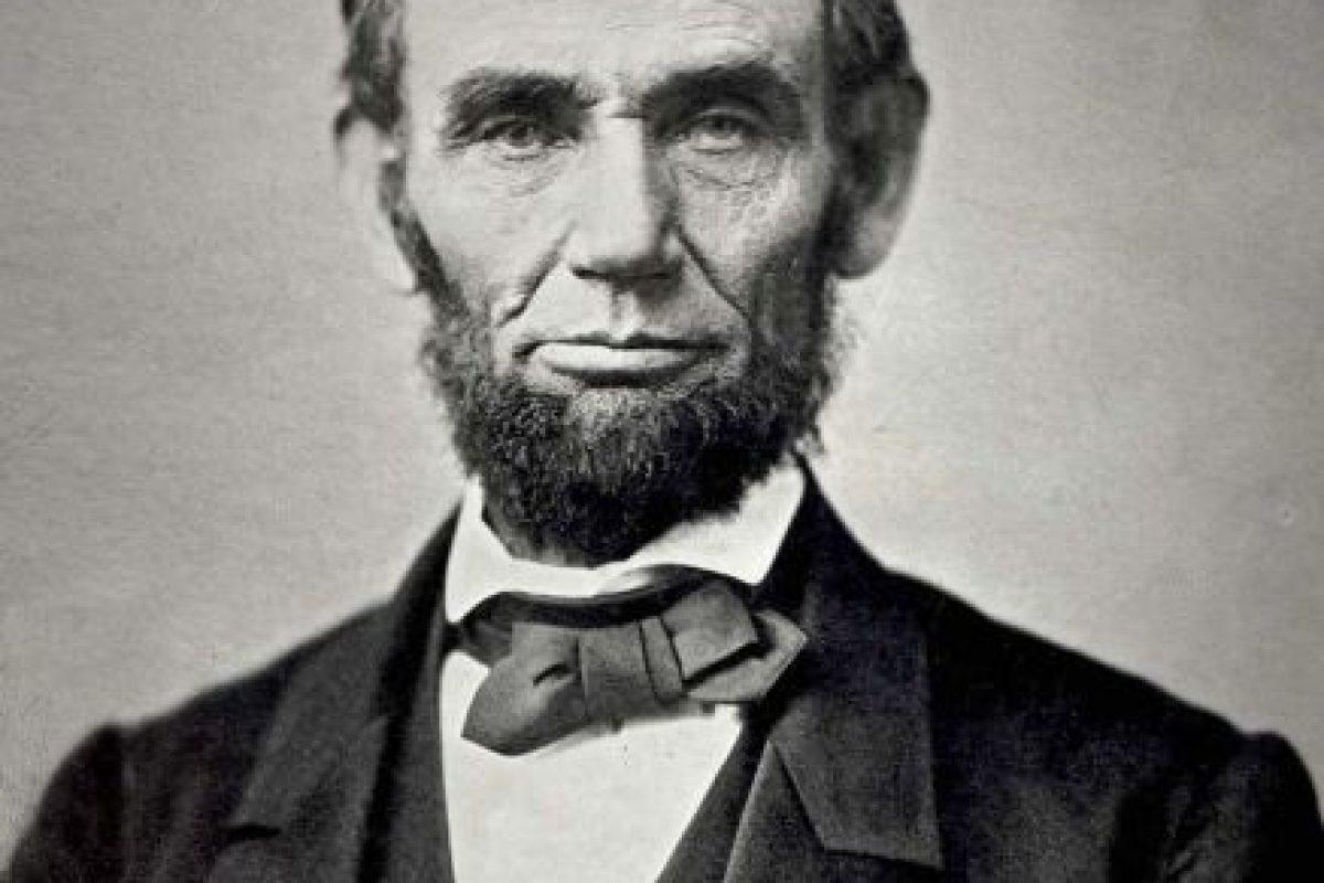 Abraham Lincoln.. Imagen Por: