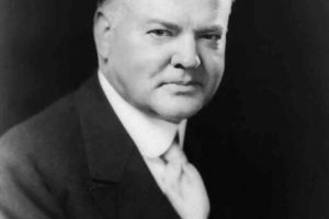 Herbert Hoover, US$ 82 millones.. Imagen Por: