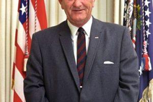 Lyndon Johnson, US$ 108 millones.. Imagen Por: