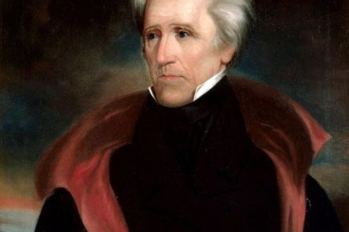 Andrew Jackson, US$ 131 millones.. Imagen Por: