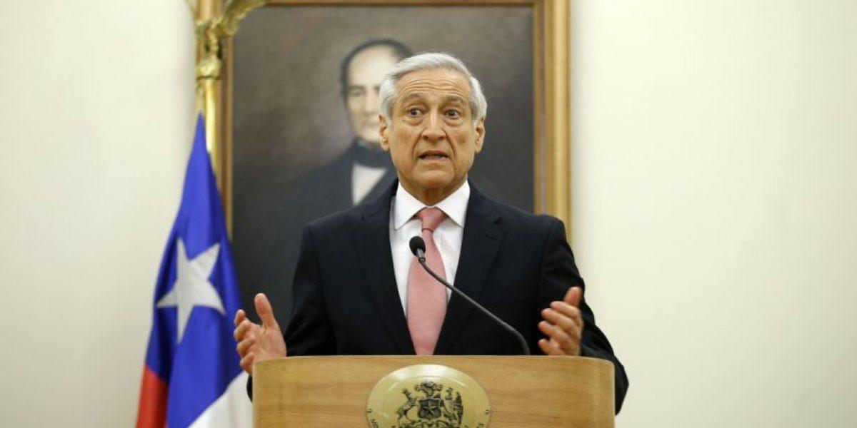 Canciller Muñoz: Piñera