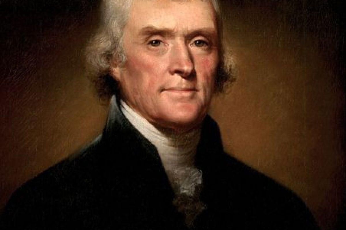 Thomas Jefferson, US$ 234 millones.. Imagen Por: