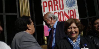 Fin al paro: trabajadores públicos bajan movilización tras aprobación del reajuste