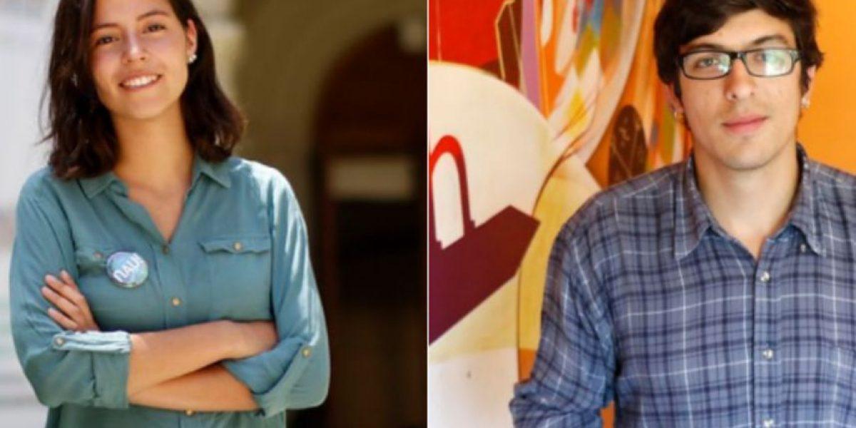 Presidentes electos Feuc y Fech comentan los hitos del movimiento estudiantil y el plan para el 2017