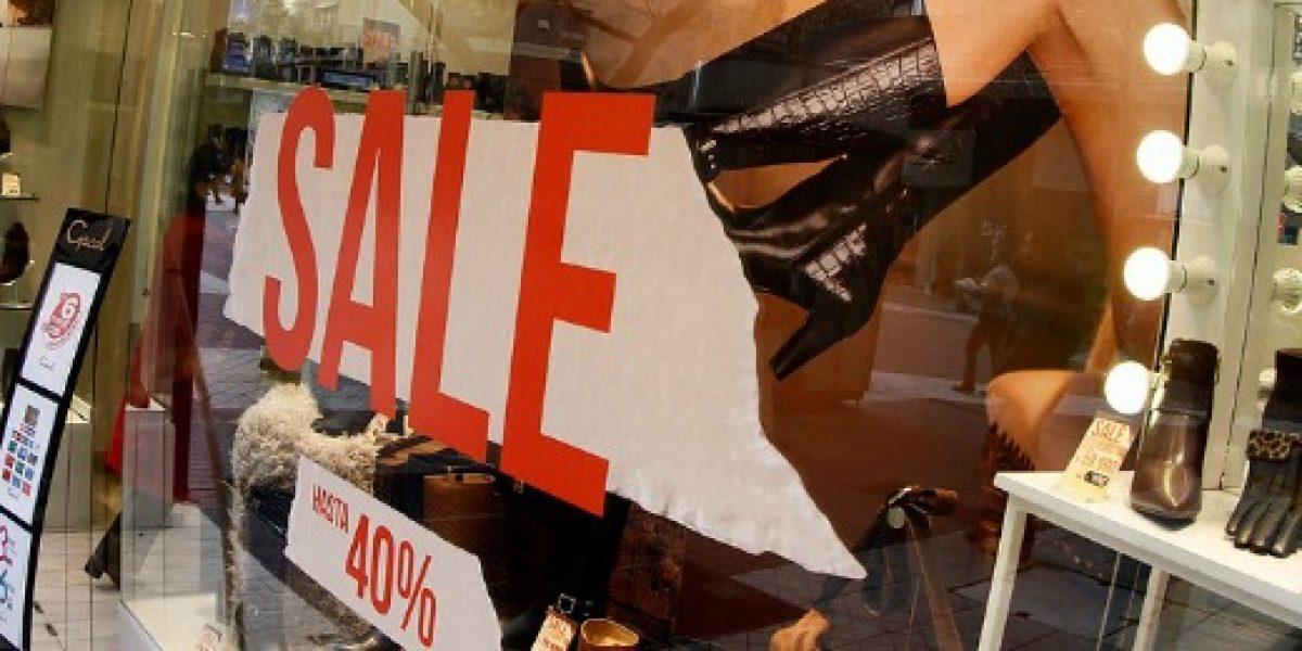 Ventas del comercio en Valparaíso, Biobío y La Araucanía registran alzas en septiembre