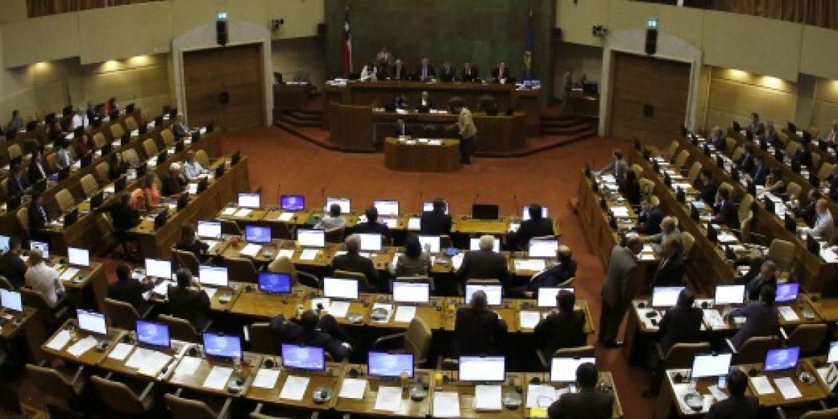 Diputados aprueban partidas presupuestarias de Defensa, Educación y Minería