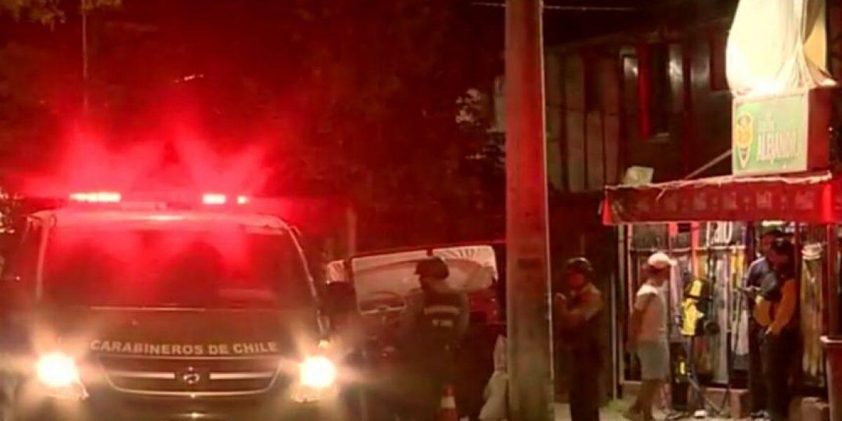 Balacera en San Bernardo deja a una madre fallecida y a su hijo herido