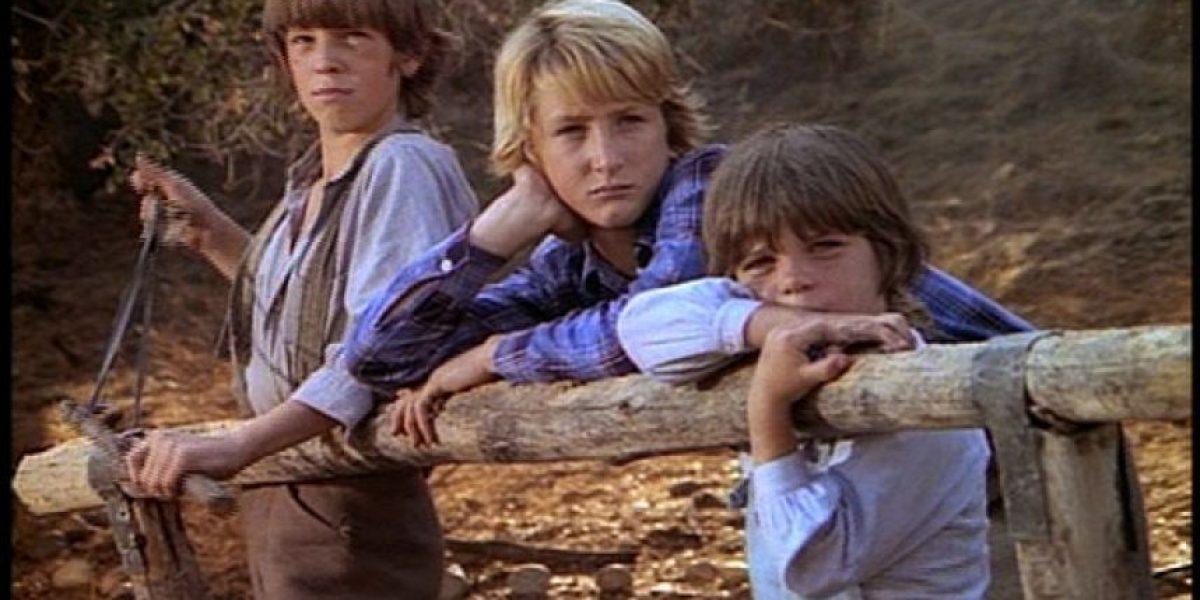 """El desconocido debut de Sean Penn en """"La Pequeña Casa en la Pradera"""" cuando tenía 14 años"""