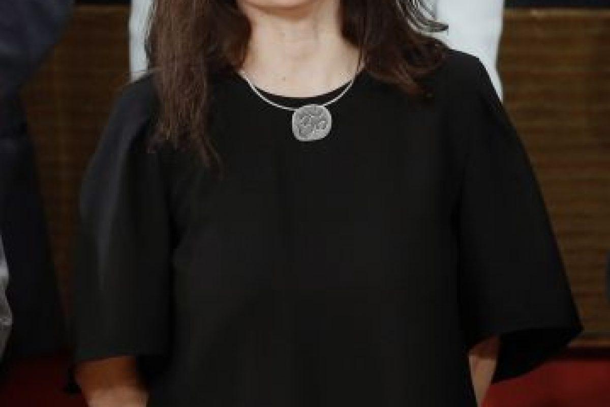Paula Narváez, nueva vocera de gobierno. Foto:AgenciaUno. Imagen Por: