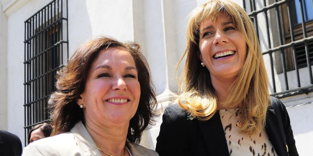 "Ministra Krauss: ""Es un tremendo orgullo"" ser parte del gobierno"
