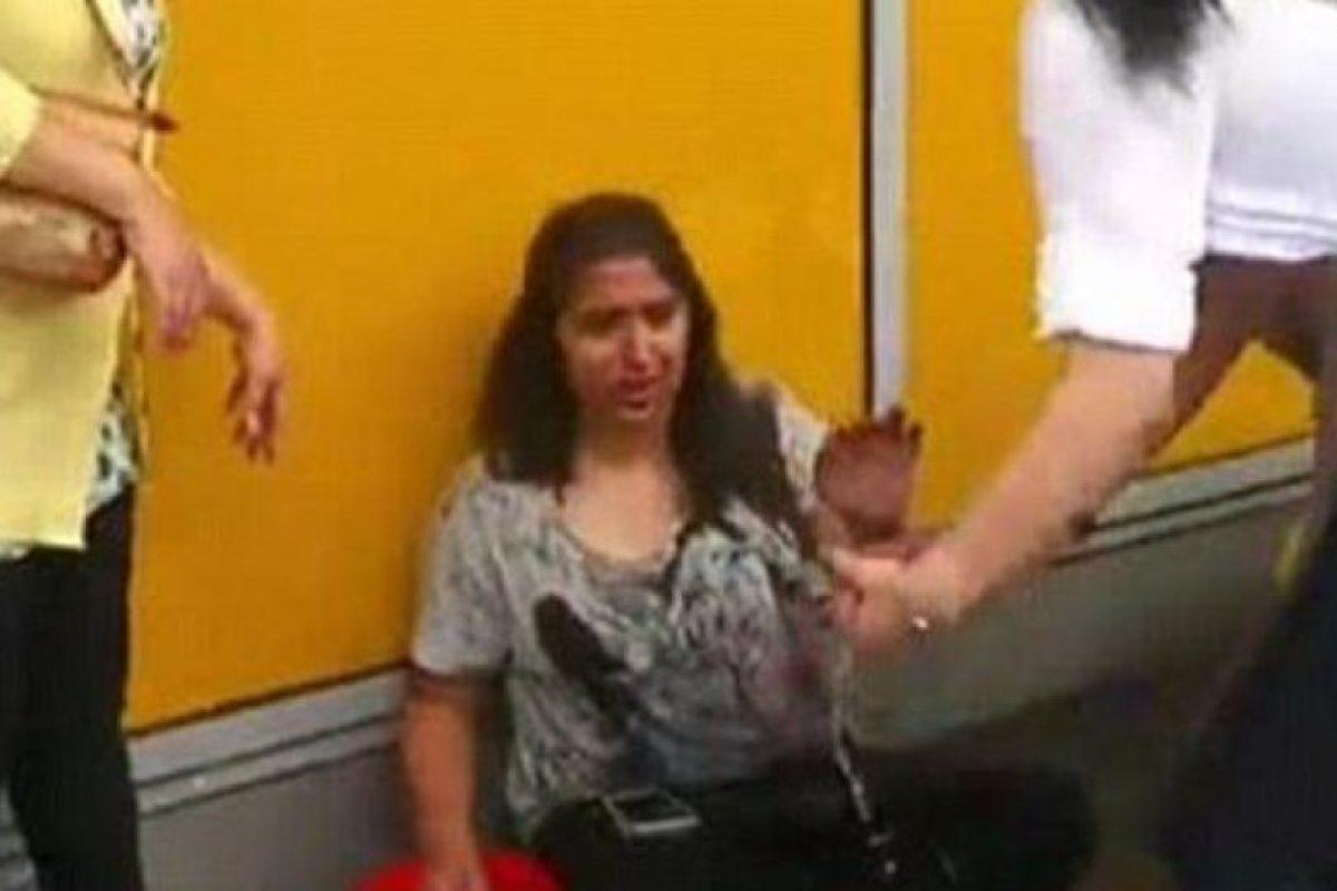Según la policía, el hombre entró en una agencia del Commonwealth Bank en Springvale, un suburbio de Melbourne, con un líquido inflamable. Foto:reproducción Facebook. Imagen Por:
