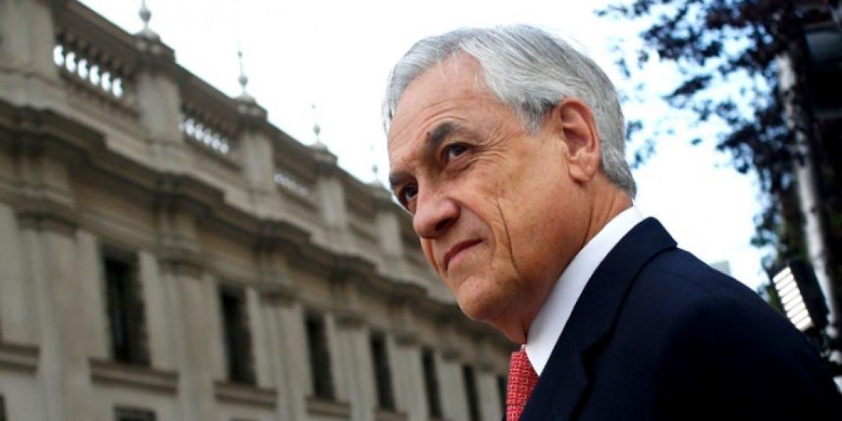 Piñera y fideicomiso ciego: Si decido ser candidato, me voy a acoger a la ley