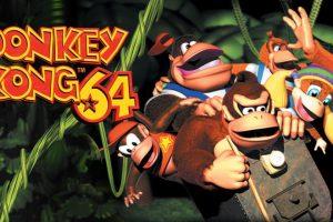 """También realizamos un """"Review Teknik"""" sobre el clásico Donkey Kong 64. ¡Imperdible! Foto:Nintendo España. Imagen Por:"""