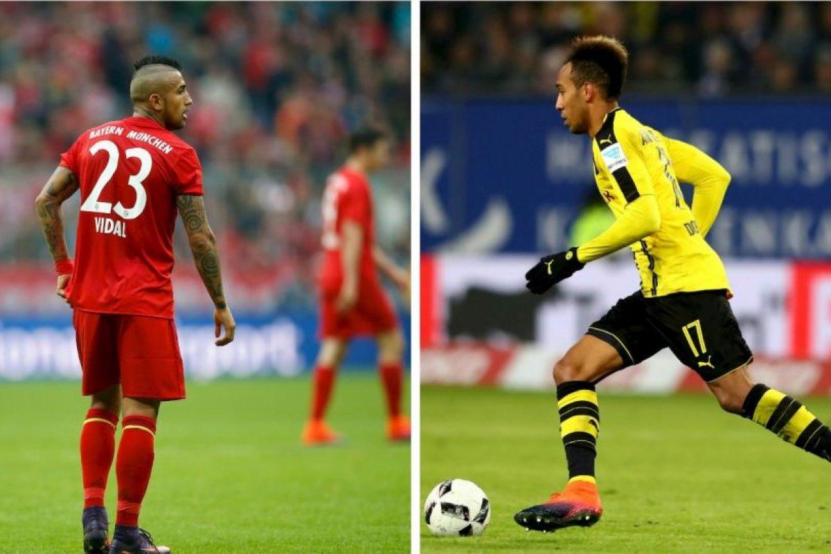 Borussia Dortmund-Bayern Munich Foto:Getty Images. Imagen Por:
