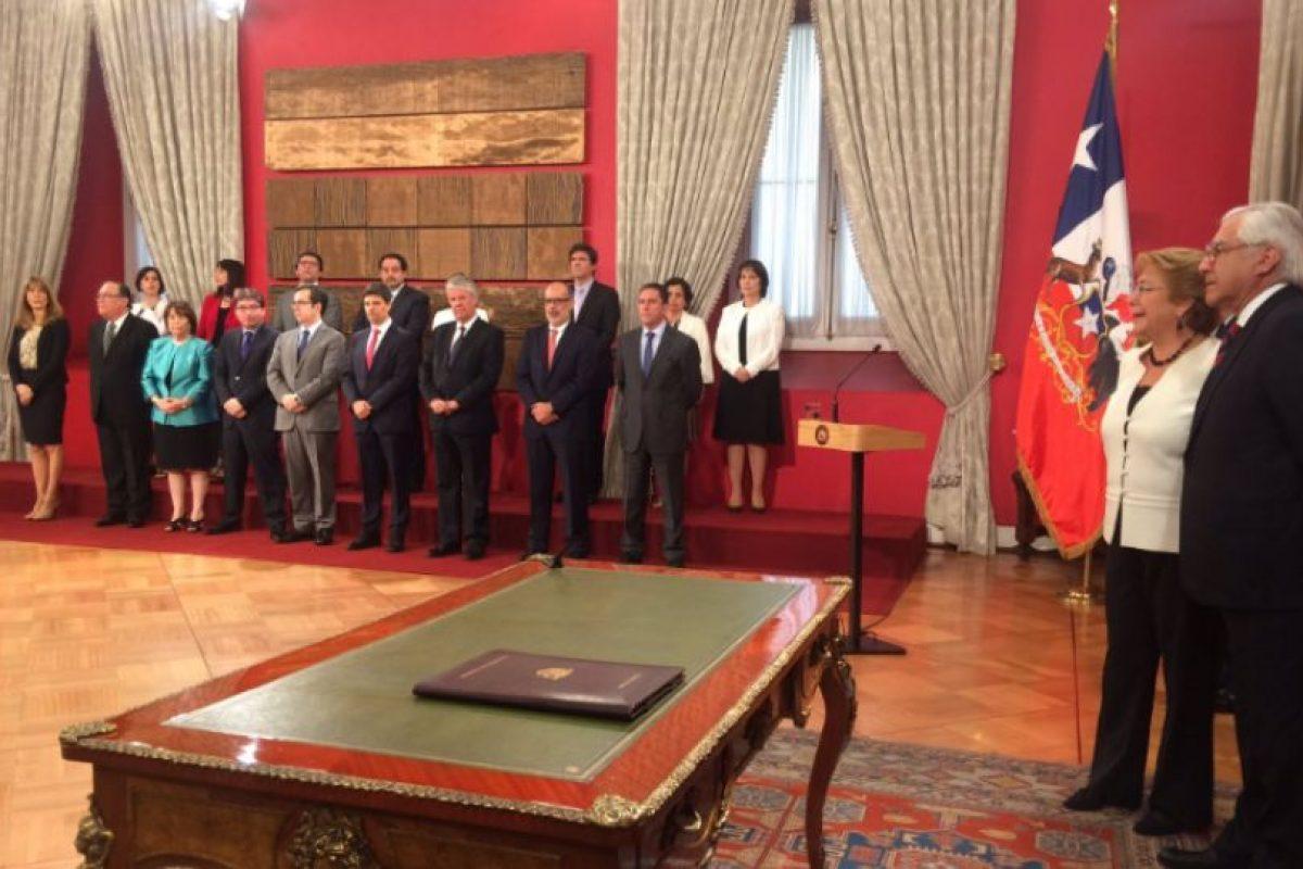 Foto:Twitter @presidencia_cl. Imagen Por: