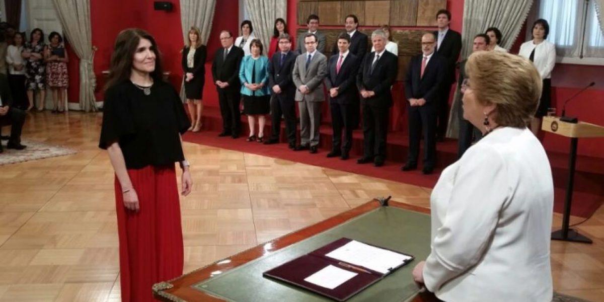 Quién es Paula Narváez, la nueva vocera de Gobierno que reemplaza a Marcelo Díaz
