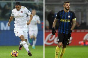 AC Milan-Inter de Milán Foto:Getty Images. Imagen Por: