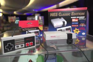 """En """"Minuto Geek"""" revisamos la nueva/antigüa consola de Nintendo: la NES Classic. Foto:megagames. Imagen Por:"""
