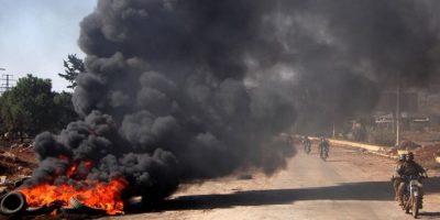 Bombardeos del régimen sirio provocan un