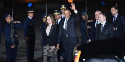 Obama llega a Perú para cumbre de la Apec: la etapa final de su última gira oficial