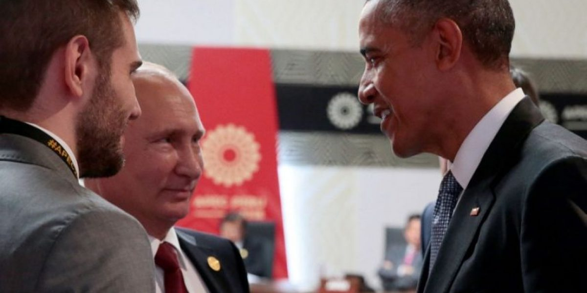 Apec: así fue el fugaz último encuentro entre Obama y Putin