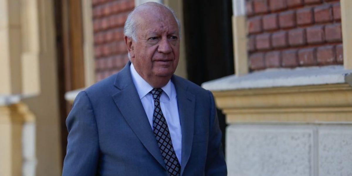 Ricardo Lagos y negocios de Piñera en Perú: