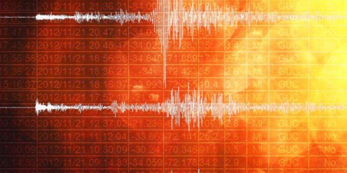 Sismo de mediana intensidad se registró en la zona centro y norte del país