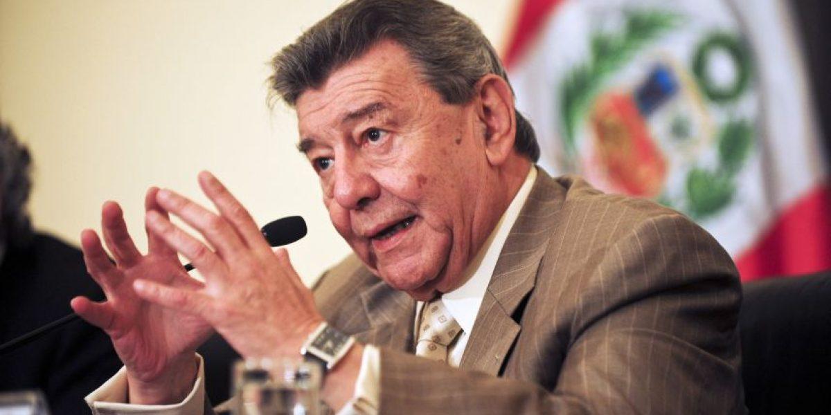 Ex canciller peruano:
