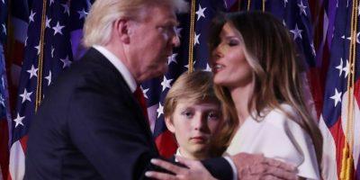 ¿Por qué Melania y el hijo menor de Donald Trump prefieren NY a la Casa Blanca?