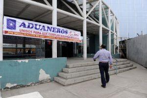 El paro de los trabajadores de Aduana comenzará el miércoles 23 y es de carácter indefinido. Foto:Agencia UNO. Imagen Por: