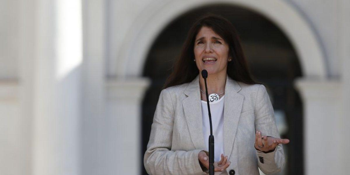 Ministra Narváez anunció