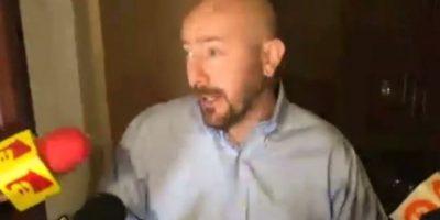 Garay habla en Rumania: insiste en conspiración política y no responde sobre el cáncer ni supuestos fraudes