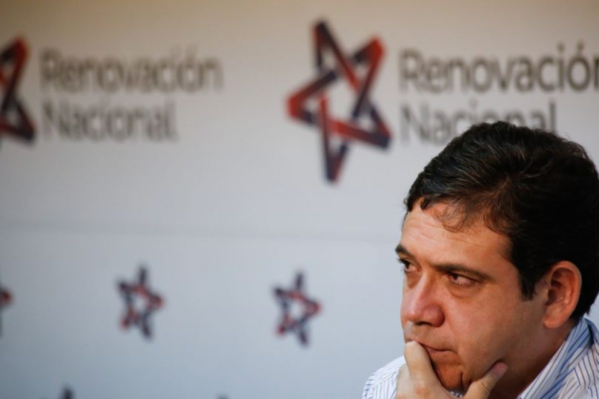 Felipe Cisternas es el Delegado Electoral General para estas elecciones internas. Cisternas declaró que se han preocupado exhaustivamente de que el proceso electoral sea transparente y que esté Foto:Agencia UNO. Imagen Por:
